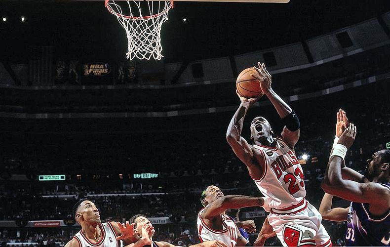 Michael Jordan Nba Finals On Dvd